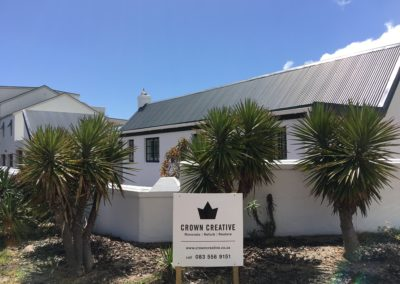 Visual Arthouse Bettina Scheffler - BEACH HOUSE KOMMETJIE 10 11